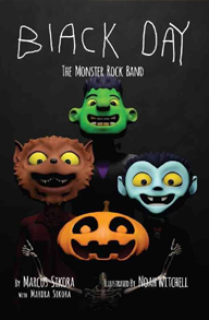 Black Day: The Monster Rock Band Animated Short